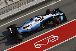 February 21, 2019 - Barcelona, #63 George Russell (G,  #63 George Russell (GBR Team W, Spain, #63 George Russell (GBR Team Williams - Motorsports: FIA Formula One World Championship 2019, Test in Barcelona,, #63 George Russell (GBR Team Williams) (Credit Image: © Hoch Zwei via ZUMA Wire)