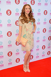 Natasha Hamilton attends the Tesco Mum of the Year Awards 2014. The Savoy Hotel, London, United Kingdom. Sunday, 23rd March 2014. Picture by Chris Joseph / i-Images