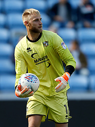 Coventry City goalkeeper Lee Burge