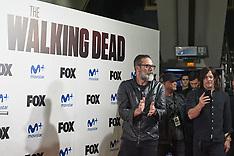 Spain: 'The Walking Dead' fans event 9 Mar 2017