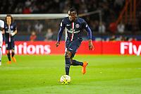 Blaise MATUIDI - 28.04.2015 - Paris Saint Germain / Metz - Match en retard - 32eme journee Ligue 1<br />Photo : Nolwenn Le Gouic / Icon Sport