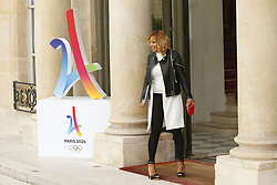 September 15, 2017 - Paris, France, France - Estelle Mossely (Credit Image: © Panoramic via ZUMA Press)