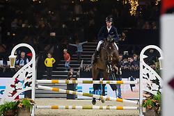 Thomas Gilles, BEL, <br /> Jumping Mechelen 2019<br /> © Hippo Foto - Sharon Vandeput<br /> 26/12/19