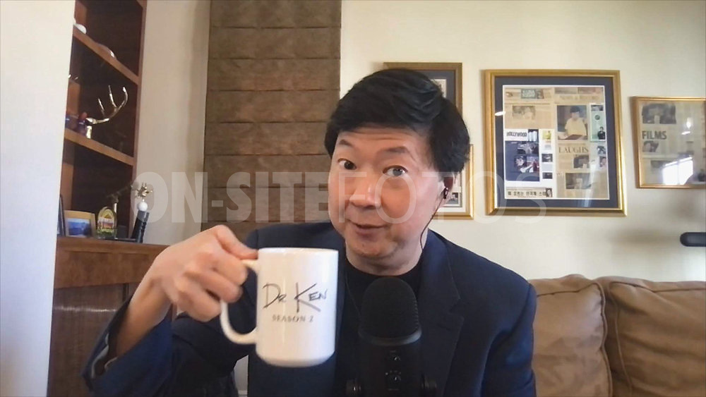 ROLL UP YOUR SLEEVES: PRESENTED BY WALGREENS -- Roll Up Your Sleeves: Presented by Walgreens -- Pictured in this screengrab: Ken Jeong -- (Photo by: NBC)