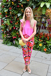 MARTHA WARD at a 'Tropical fete' at Kate Spade New York, 2 Symons Street, Sloane Square, London in celebration of the Chelsea Flower Show on 22nd May 2014.