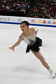 Kaori Sakamoto ISU 2019 4 Continents Figure Skating Championships
