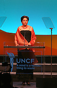 Indra k. Nooyl, Chairperson and CEO, Pepisco at The UNCF-The United Negro College Fund 64th Anniversary Dinner honoring Denzel and Pauletta Washington with the prestigious Frederick D. Patterson Award for their philanthropic efforts to support minority education and historical black colleges and universities (HBCUs) held at Sheraton New York Hotel & Towers on March 7, 2008