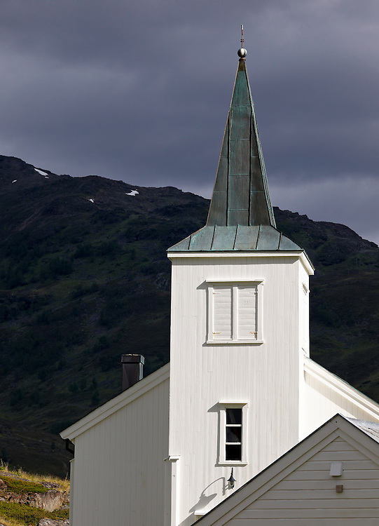 Norway - Church in Langfjord
