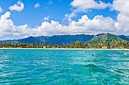 Kailua Bay,Hawaii, USA
