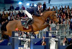 MADRID, SPAIN - NOVEMBER 25: Madrid Horse Week 2018 at IFEMA on November 25, 2018 in Madrid, Spain. (Photo by Oxer Sport)