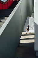 25.06.2019 Magdeburg, Katharinenturm, Breiter Weg.<br /> <br /> md2025.de<br /> offizielles Bild im 1. Bid-Book<br /> Bewerbung Magdeburgs zur Kulturhauptstadt 2025<br /> <br /> © Harald Krieg/Agentur Focus