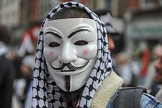 Rally for Palestine , London, 30 March 2019