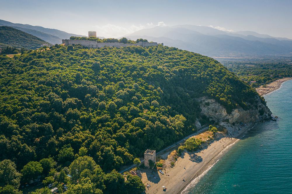 Platamon Castle, Greece
