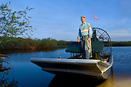 Scott Swartley of Custom Adventures and Equipment, St. Johns Watershed, Melbourne, FL.