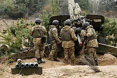 Ukraine: Crisis Military Exercises, 21 Oct. 2016
