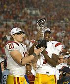 NCAA Football-93rd Rose Bowl-Southern California vs Michigan-Jan 1, 2007