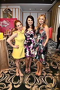 BEVERLY HILLS, CALIFORNIA - MAY 31: Amy Davidson, Kimberly Brown and Ashley Jones at Step Up Inspiration Awards at the Beverly Wilshire Four Seasons Hotel on May 31, 2019 in Beverly Hills, California. (Photo by Araya Diaz)