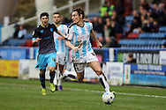 Dean Whitehead of Huddersfield Town in action. . Skybet football league Championship match, Huddersfield Town v Sheffield Wednesday at the John Smith's Stadium in Huddersfield, Yorkshire on Saturday 2nd April 2016.<br /> pic by Chris Stading, Andrew Orchard sports photography.