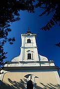 The new Church of Saint Lawrence (Crkva Sveti Lovre), Petrinja, Croatia