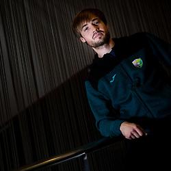 20200128: SLO, Football - Portrait of Damjan Trifkovic of NK Rudar