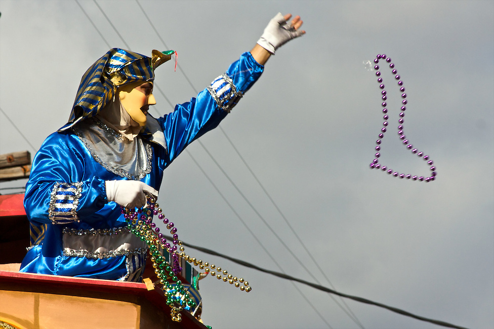 Krewe of Thoth Parade, Mardi Gras, New Orleans, LA