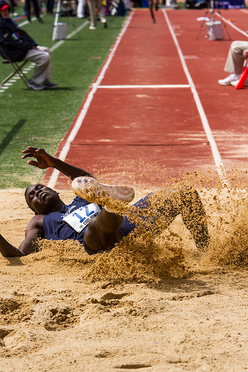 college men triple jump championship, Vincent Ogot, Middle Tennessee