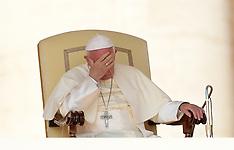 Vatican: Pope Francis Weekly General Audience, 28 September 2016