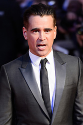 October 12, 2017 - London, London, UK - Colin Farrell  attends the UK film premiere of Killing Of A Sacred Deer showing as part of the 51st BFI London Film Festival. (Credit Image: © Ray Tang via ZUMA Press)