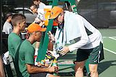 1/18/15 Men's Tennis vs Florida Atlantic