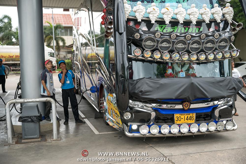 NLD/Bangkok/20180713 - Vakantie Thailand 2018, Thaise vrac htwagen