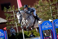 Becker Noemie, BEL, Krak GP du Bois Madame<br /> BK Young Horses 2020<br /> © Hippo Foto - Sharon Vandeput<br /> 6/09/20