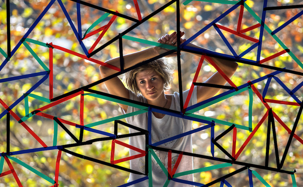 Director of the hit youtube Gotye music vifeo Natasha Pincus. Pic By Craig Sillitoe CSZ/The Sunday Age.21/04/2012  Pic By Craig Sillitoe CSZ / The Sunday Age This photograph can be used for non commercial uses with attribution. Credit: Craig Sillitoe Photography / http://www.csillitoe.com<br /> <br /> It is protected under the Creative Commons Attribution-NonCommercial-ShareAlike 4.0 International License. To view a copy of this license, visit http://creativecommons.org/licenses/by-nc-sa/4.0/.