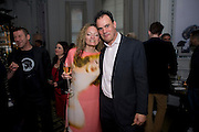 STEPHANIE THEOBALDS; JAKE ARNOTT, Launch of Stephanie Theobald's book' A Partial Indulgence'  drinks provided by Ruinart champage nd Snow Queen vodka. The Artesian at the Langham, 1c Portland Place, Regent Street, London W1