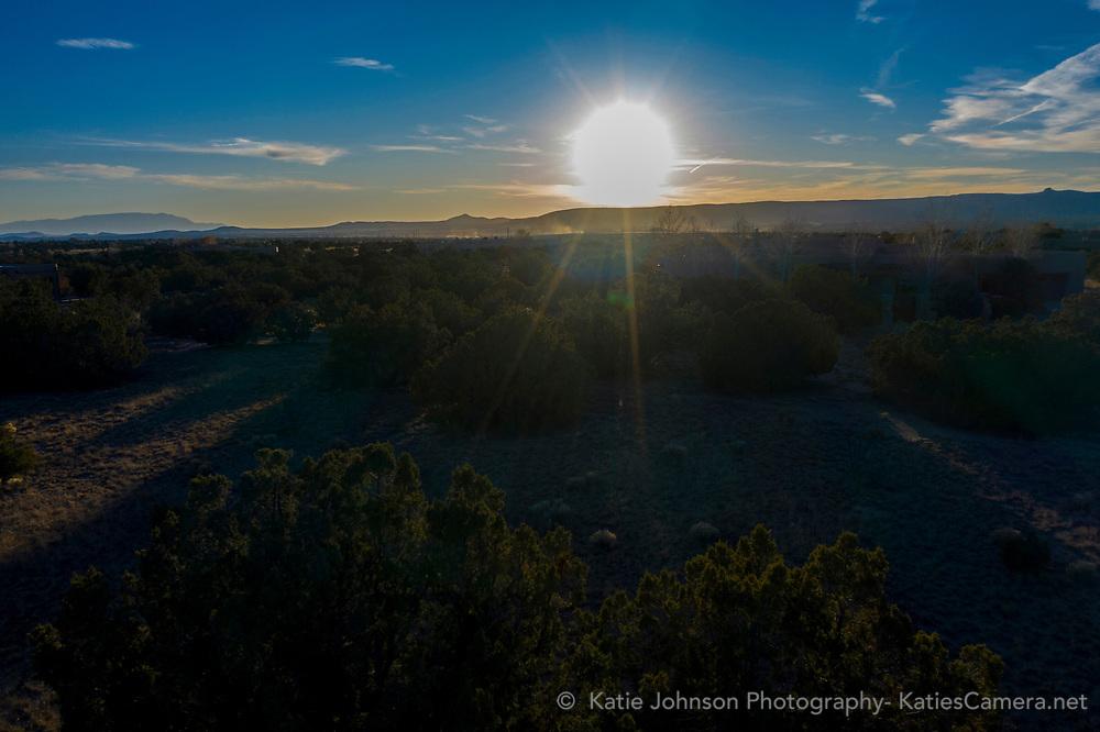 Drone Photography cinematography Video Santa Fe New Mexico