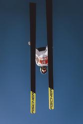 02.03.2021, Oberstdorf, GER, FIS Weltmeisterschaften Ski Nordisch, Oberstdorf 2021, Damen, Skisprung, HS137, Einzelbewerb, Qualifikation, im Bild Nika Kriznar (SLO) // Nika Kriznar of Slovenia during the qualification jump for the women ski Jumping HS137 single competition of FIS Nordic Ski World Championships 2021 Oberstdorf, Germany on 2021/03/02. EXPA Pictures © 2021, PhotoCredit: EXPA/ JFK