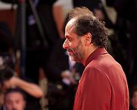 Director Luca Guadagnino at the premiere gala screening of the film Suspiria at the 75th Venice Film Festival, Sala Grande on Saturday 1st September 2018, Venice Lido, Italy.