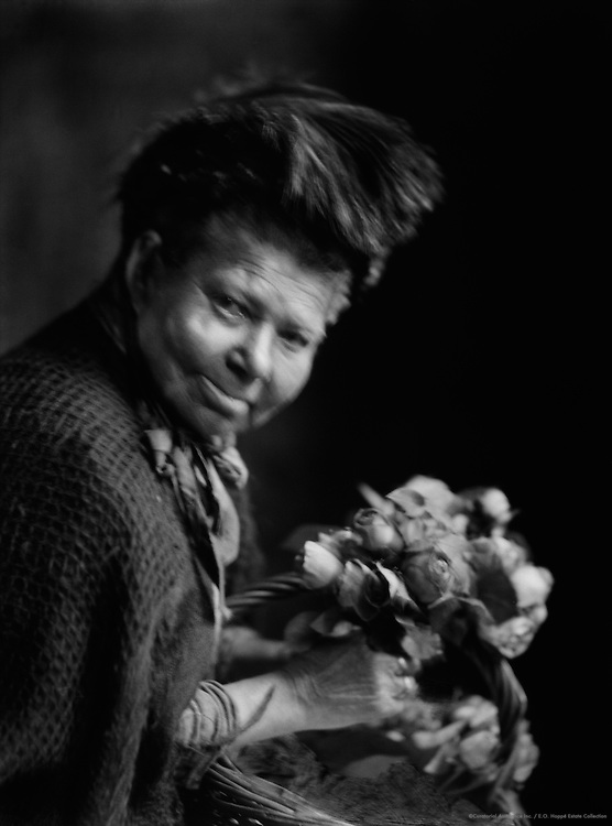 Type: London type: flower seller, England, 1921