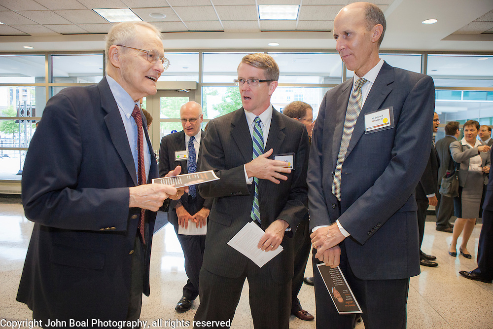during the Antonin Scalia Law School Dedication, at the Antonin Scalia School of Law, Arlington, VA, Thursday, October 6,, 2016.