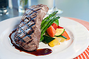 Billboard Steak at North End Cafe, photographed Oct. 8, 2014 at the Highlands location in Louisville, Ky. (Photo by Brian Bohannon)