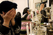 Shabbat is the weekly day of rest for Orthodox Jews; it lasts from sunset on a Friday to 1 hour past sunset on Saturday. The women of the household mark the beginning the Sabbath by lighting the candles and saying prayers. All food for the 3 meals of Shabbat are prepared in advance as no work can be done on Shabbat.