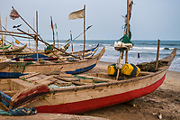 Fishing Boats, Kokrobite