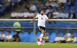June 29, 2017 - Emre CAN da Alemanha durante partida entre Alemanha x México válida pelas semifinais da Copa das Confederações 2017, nesta quinta-feira (29), realizada no Estádio Olímpico de Sochi, em Sochi, na Rússia. (Credit Image: © Rodolfo Buhrer/Fotoarena via ZUMA Press)