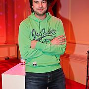 NLD/Hilversum/20110104 - Persviewing RTL5 programma Wie is de Reisleider, Rick Brandsteder