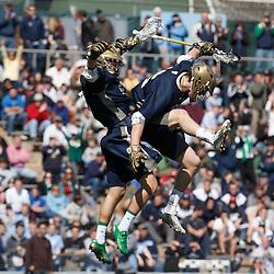 2014-03-01 Notre Dame at North Carolina lacrosse
