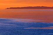 Bay of Fundy at dawn<br /> Cape d' Or<br /> Nova Scotia<br /> Canada
