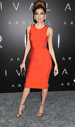 November 6, 2016 - Los Angeles, California, United States - November 6th 2016 - Los Angeles California USA -  Actress   BLANCA BLANCO  at the 2016 ''Arrivals'' Premiere  held at the Regency Village Theater, Westwood  Los Angeles, CA (Credit Image: © Paul Fenton via ZUMA Wire)