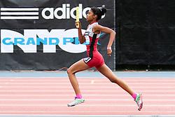 Samsung Diamond League adidas Grand Prix track & field; 4x400 meter relay youth girls, Medgar Evers Prep