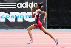 Samsung Diamond League adidas Grand Prix track & field; 4x400 meter relay youth girls, Medgar Evers Prep