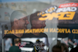 Riders getting their photo taken by SPORTGRAF during the pre race events held at the V&A Waterfront in Cape Town prior to the start of the 2017 Absa Cape Epic Mountain Bike stage race held in the Western Cape, South Africa between the 19th March and the 26th March 2017<br /> <br /> Photo by Mark Sampson/Cape Epic/SPORTZPICS<br /> <br /> PLEASE ENSURE THE APPROPRIATE CREDIT IS GIVEN TO THE PHOTOGRAPHER AND SPORTZPICS ALONG WITH THE ABSA CAPE EPIC<br /> <br /> ace2016