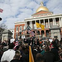 Boston Gun Control Protest, 1/19/13